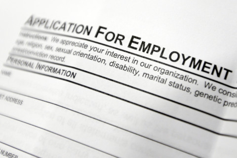 Unemployment up in Virginia, unchanged in Maryland