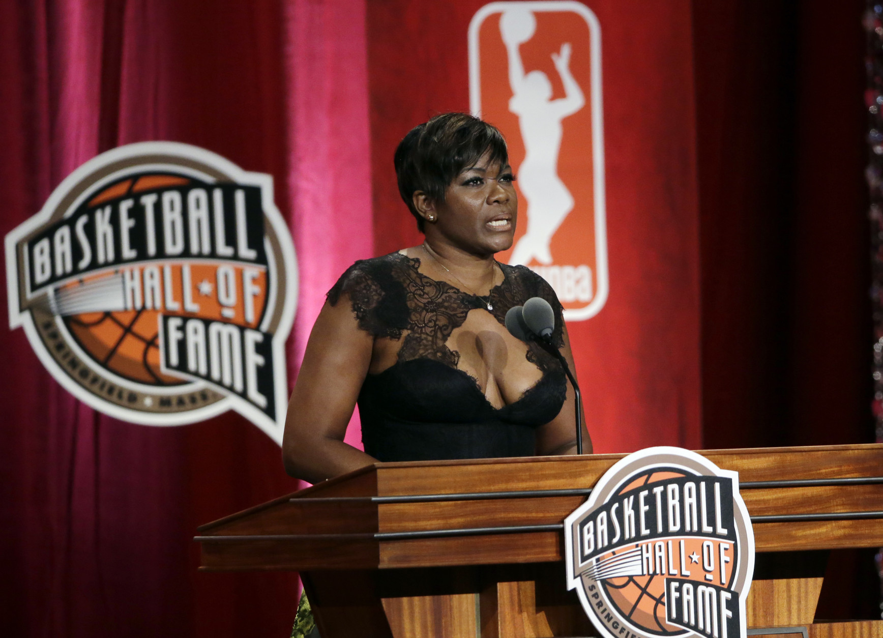Image result for sheryl swoopes basketball hall of fame