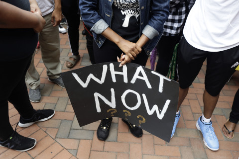 Photos: Charlotte protests following shooting death
