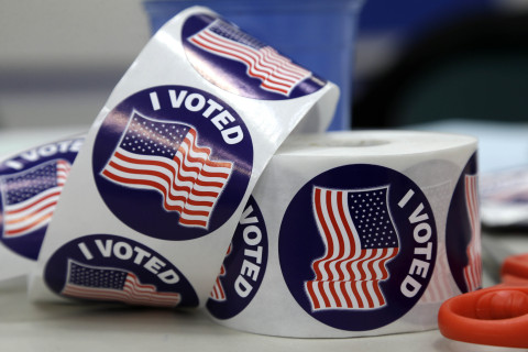 Deadline Saturday for absentee voting in Va. governor's race