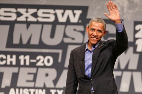 White House announces South By South Lawn festival