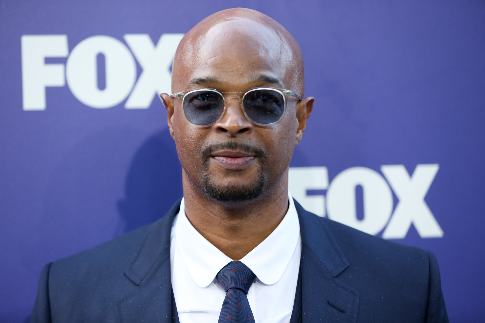 """Damon Wayans, a cast member in the television series """"Lethal Weapon,"""" arrives at the Fox Television Critics Association summer press tour on Monday, Aug. 8, 2016, in Beverly Hills, Calif. (Photo by Rich Fury/Invision/AP)"""