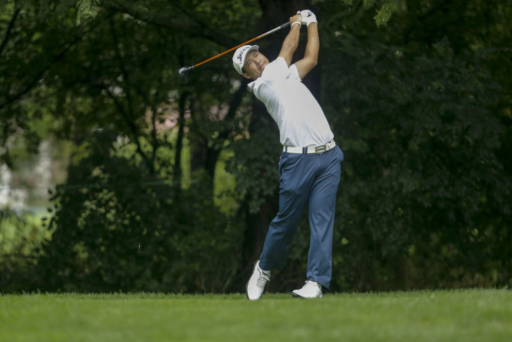 BMW: DJ and Roberto Castro tied for lead