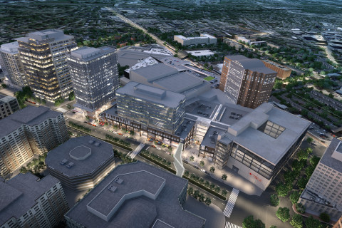 Ballston Mall's redevelopment gets the county's green light