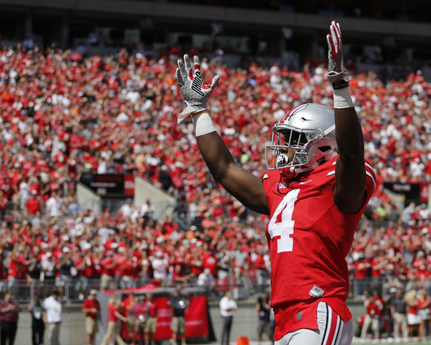 Ohio State Romps Bowling Green
