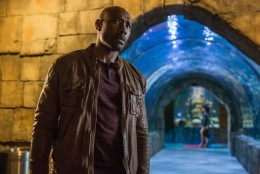 """In this image released by Sony Pictures, Morris Chestnut appears in a scene from """"When The Bough Breaks."""" (Michele K Short/Screen Gems, Sony Pictures via AP)"""
