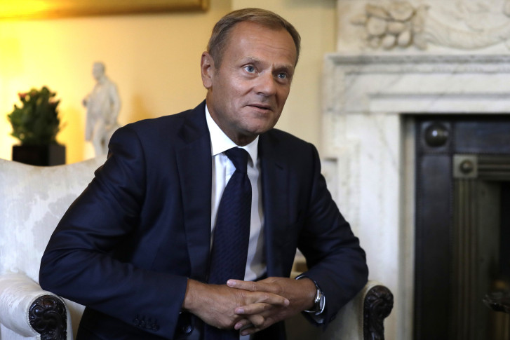 EU chief Tusk: No new centralized powers to deal with crises