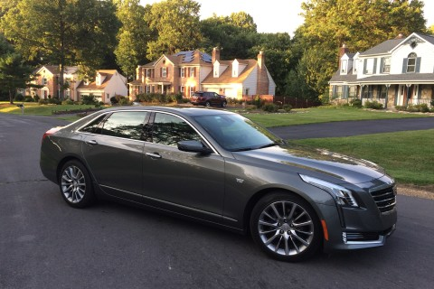 All-new Cadillac CT6 helps move the brand