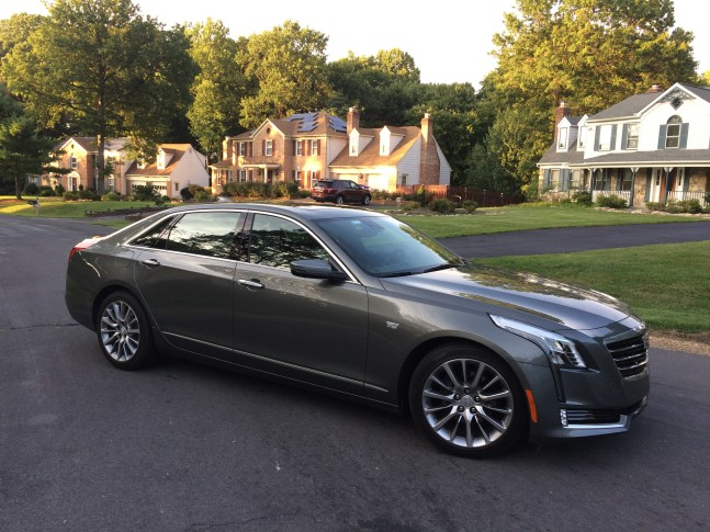 All New Cadillac Ct6 Helps Move The Brand Wtop