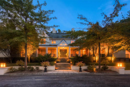 The 25-acre estate of Hall-of-Famer Cal Ripken Jr. is for sale. The $12.5 million Baltimore County property comes with a baseball diamond, training facilities and guest house. (Courtesy Monument Sotheby's International Realty)