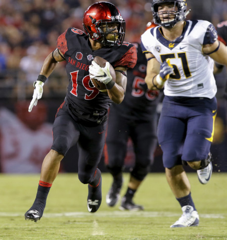 Webb posts booming numbers in Cal's loss to SDSU
