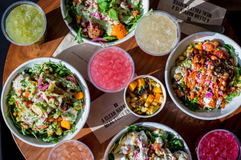 Where to eat healthy, fast and local in DC
