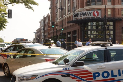 DC police officer shoots gunman in Petworth neighborhood