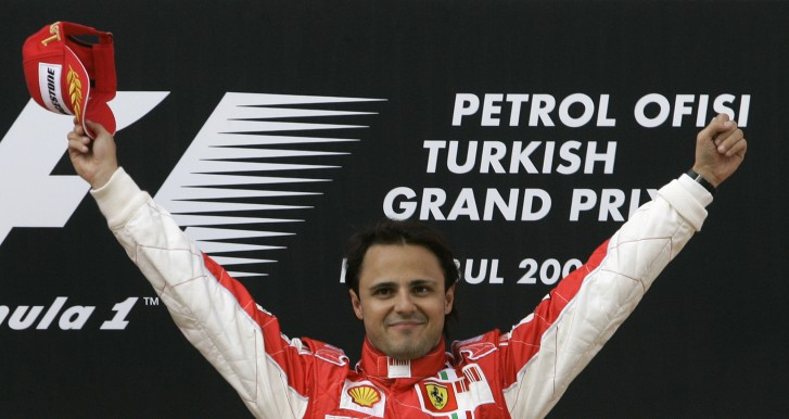 Massa retiring at the end of 2016