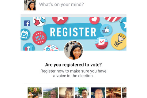 Facebook could be behind recent spike in Va. voter registrations