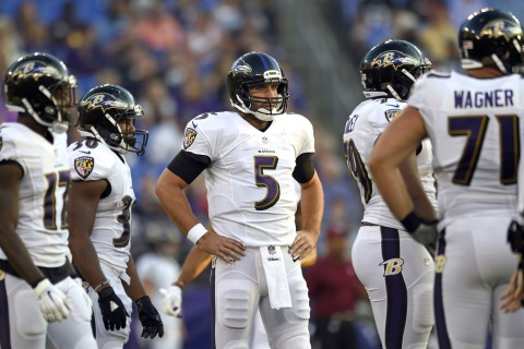 Ravens primed for playoff bounce back in 2016