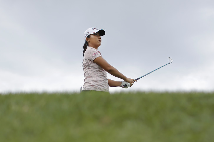 Chun takes 2-shot lead after 2 rounds of Evian Championship