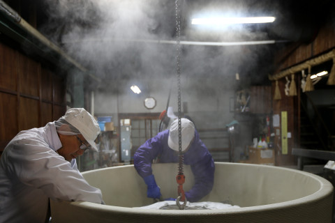 The story of saké: A behind-the-scenes look at the favored spirit