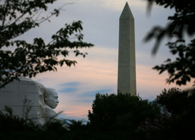 Washington Monument Remains Closed