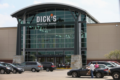 DC's getting its first Dick's
