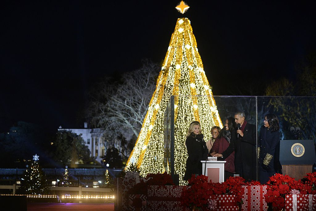 Ticket Lottery For DC Christmas Tree Lighting Opening