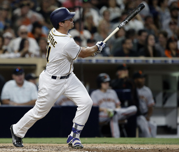 Myers, Padres beat struggling Giants 7-2