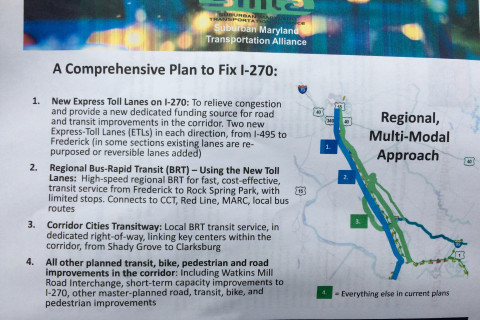 Preliminary bids in for I-270 improvement plan