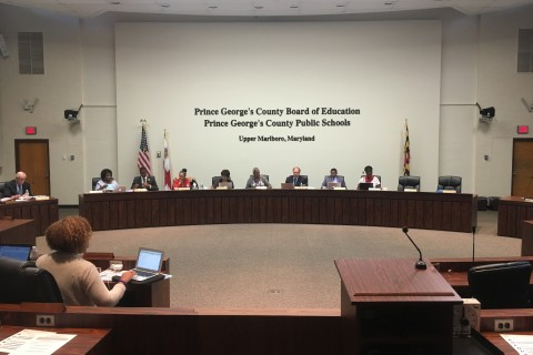 Prince George's Co. school board members call for resignations