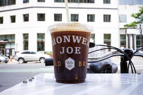 Pentagon City is getting a nitro cold brew coffee bar