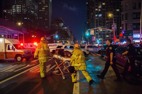 NY woman recounts finding pressure cooker bomb