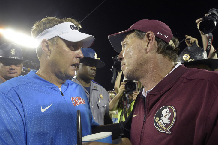 No. 4 Florida State rallies past No. 11 Ole Miss