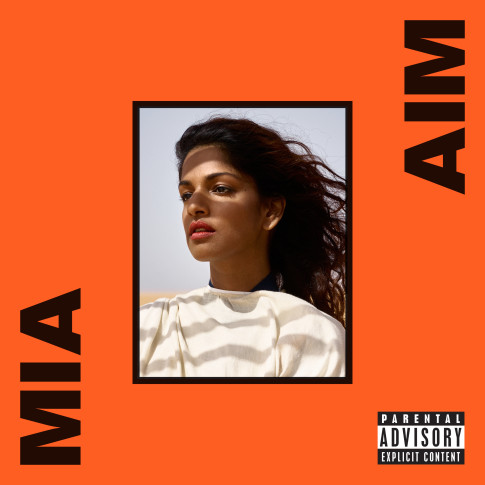MIA's new album 'AIM' is a messy, thrilling ride
