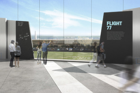 Md. foundation gives $2.5M to planned Pentagon Memorial visitor center
