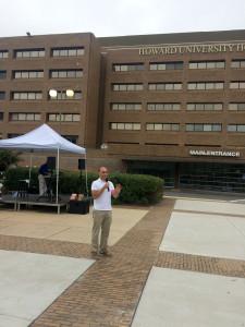 Photo of Howard University Hospital CEO Jim Edwards