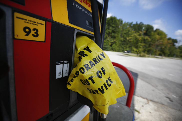 AAA: Colonial Pipeline leak pushing gas prices up
