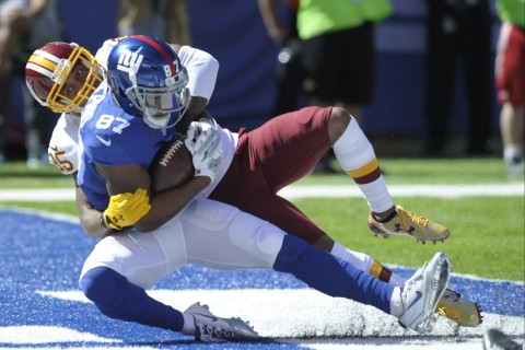 Redskins' character emerges with win over Giants
