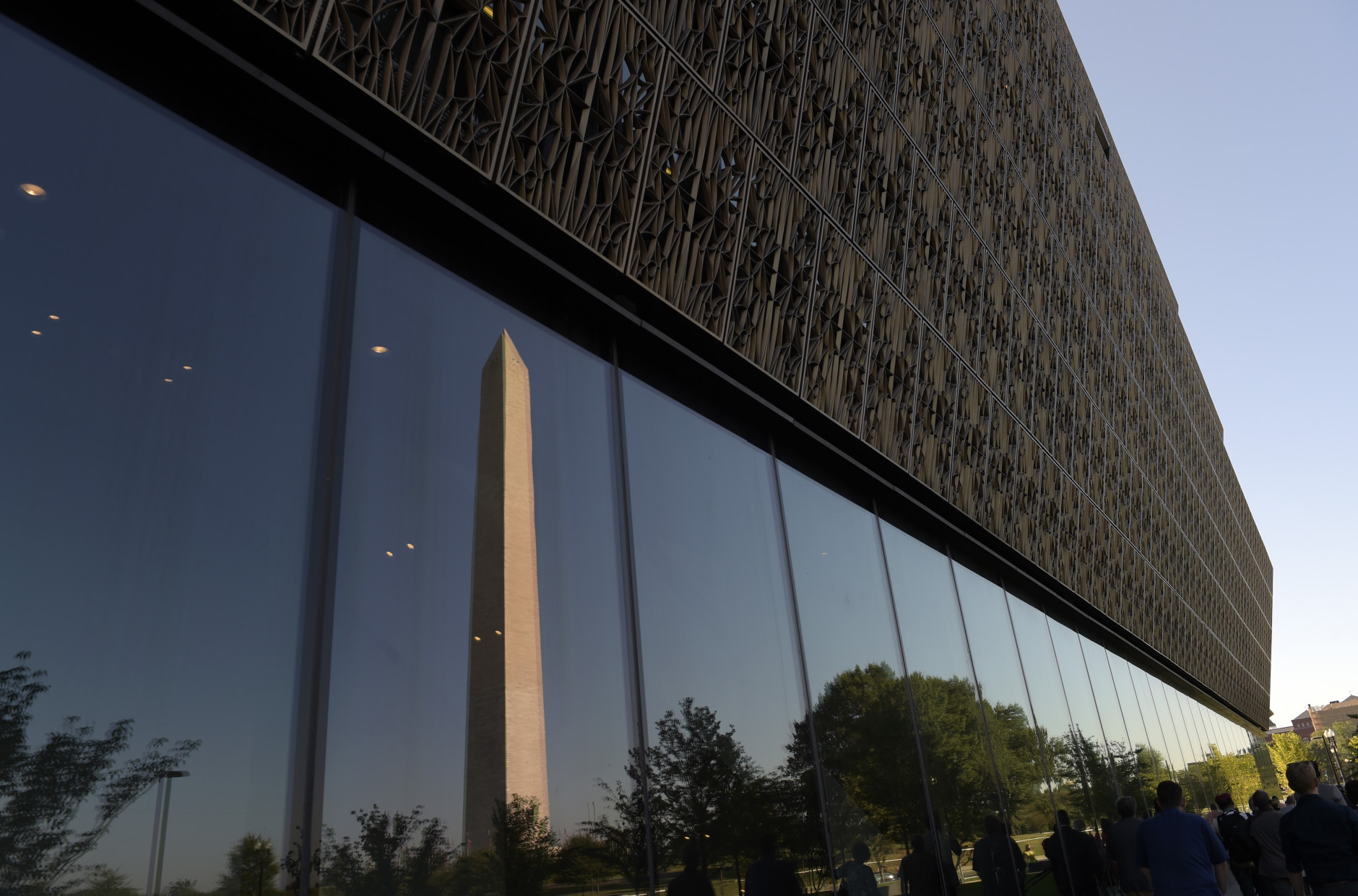 Smithsonian African American Museum
