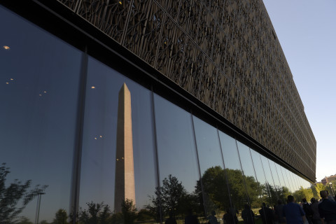 A visit to the Smithsonian's African American history museum