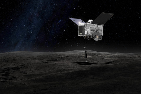 The Space Place: 'Star Trek' and NASA's newest mission