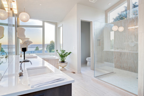 An espresso machine in your bathroom? HGTV star gives home remodeling tips