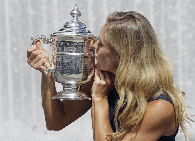 Kerber delighted to be number one