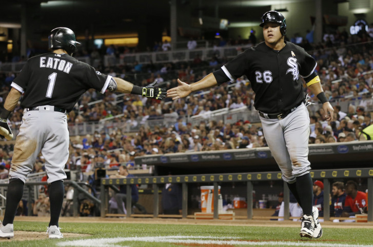 Buxton slam, 4 homers not enough as Twins lose to White Sox