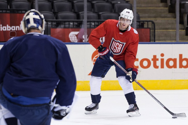 Byfuglien, Palmieri scratched for US in World Cup opener