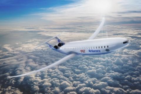 Manassas company designing airplane of the future