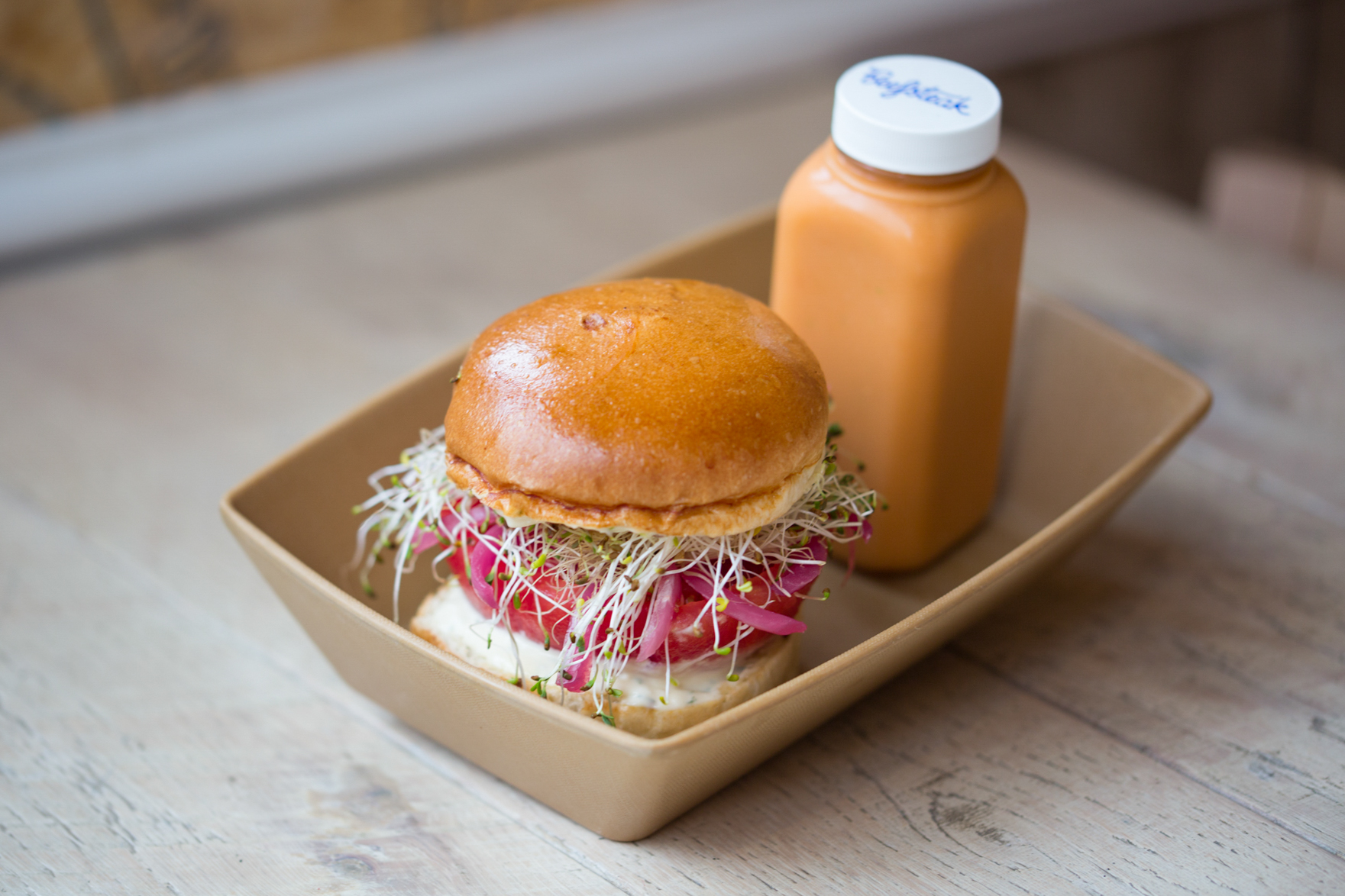 MealPal, a lunchtime subscription service already available in New York, San Francisco and Miami, comes to D.C. Sept. 19. It promises quality meals from nearby restaurants for nearly half the cost. (Courtesy MealPal)