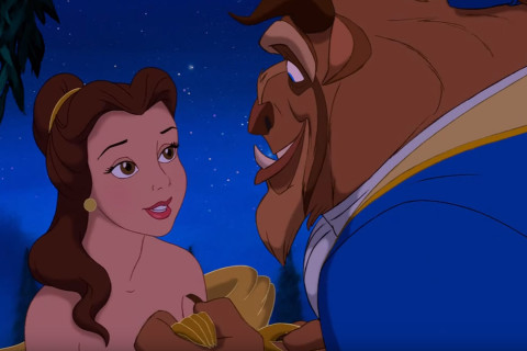 Belle 'is our guest' as Disney opens vault for 'Beauty & Beast'
