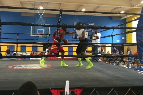 Md. boxer continues family tradition, coaches young boxers