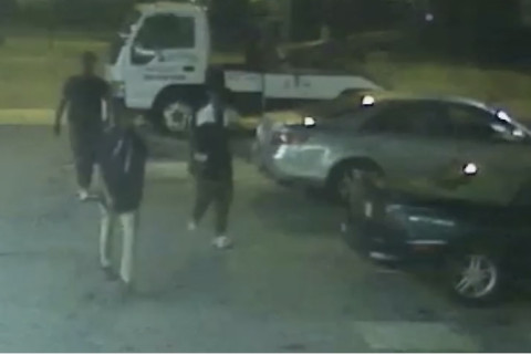 3 wanted in armed carjacking at DC gas station (Video)