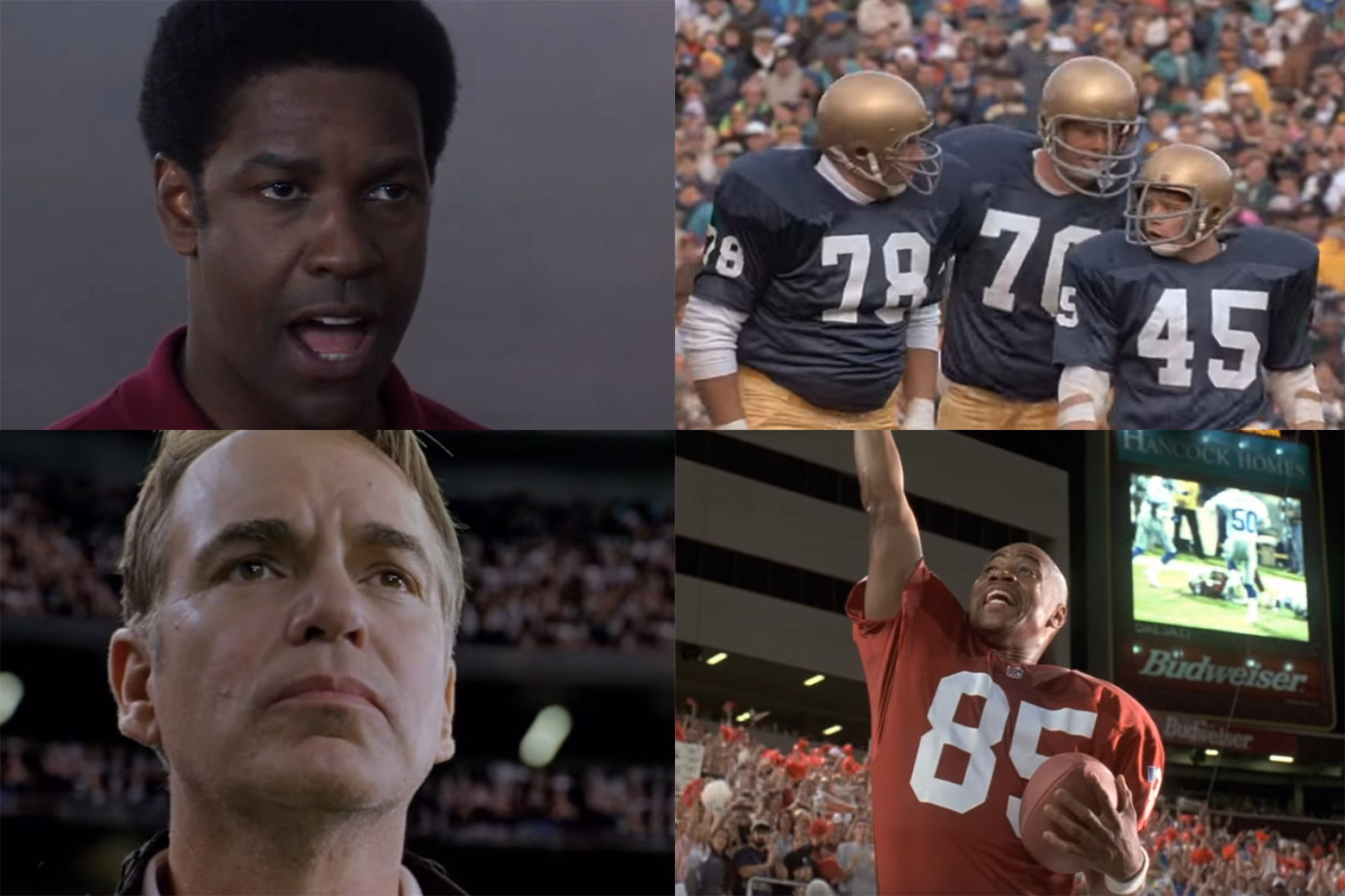 Top 25 football movies | WTOP