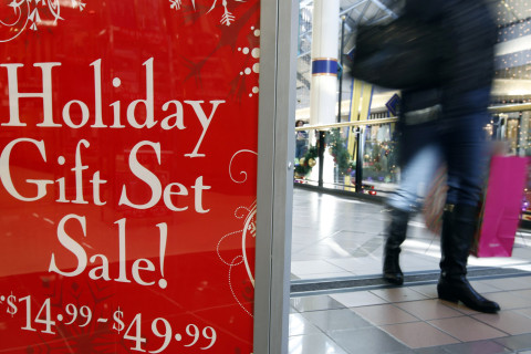 1M Americans have wrapped up their holiday shopping